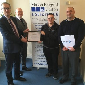 Cyber Essentials Certificate awarded to the Practice