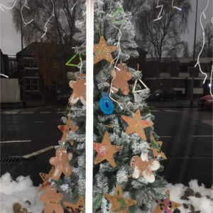 It's beginning to look at lot like Christmas at our Brigg office