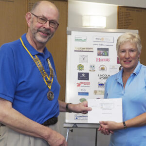 Supporting Macmillan Cancer Support with Rotary Charity Golf Day 2021